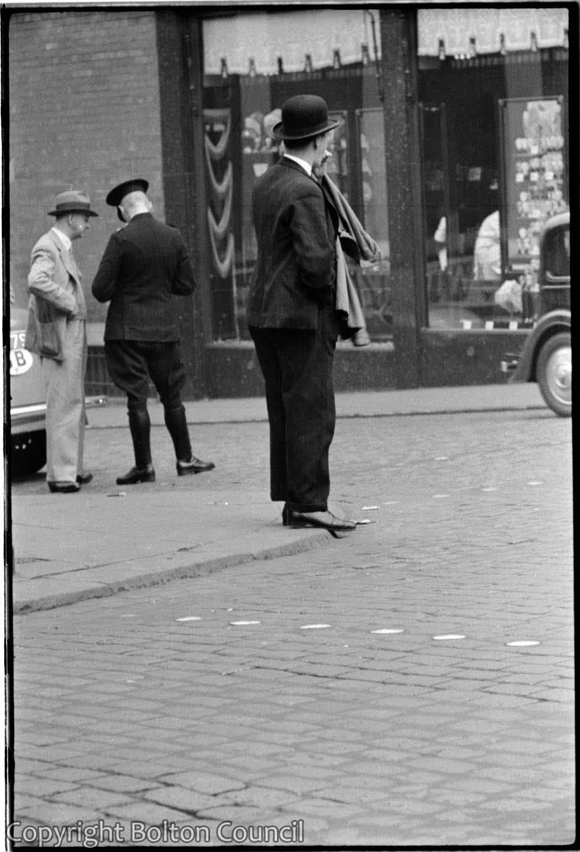 Man on a Corner