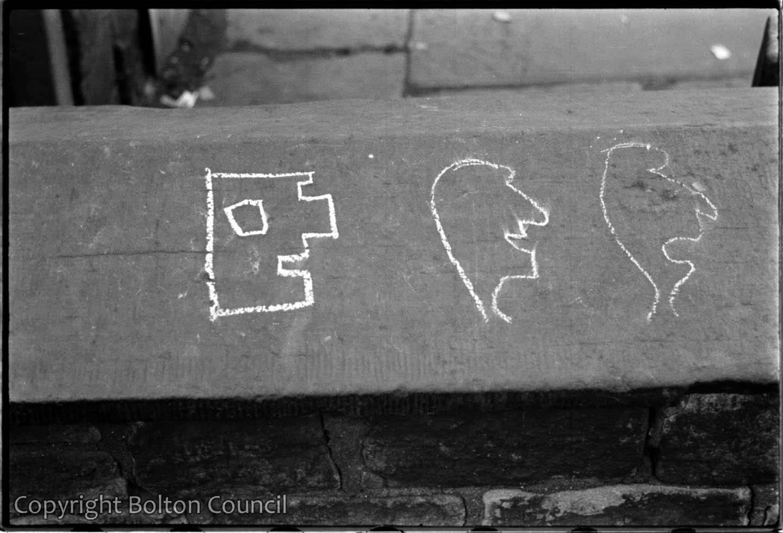 Graffiti Heads