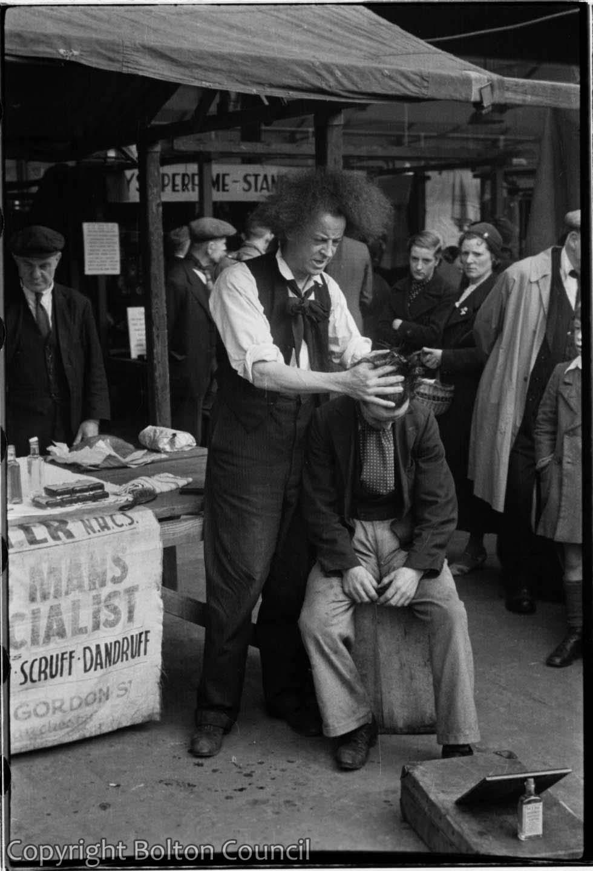 Working Man's Hair Specialist