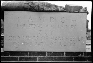 St Chad's Foundation Stone