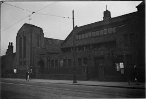Halliwell Road Free Church