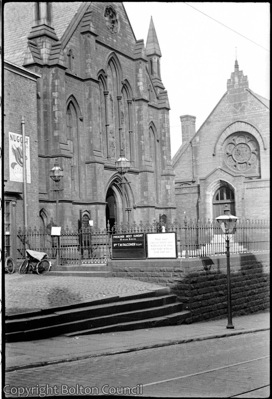 Bank Street Unitarian Chapel
