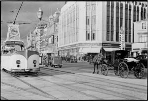 Streamlined Boat-tram