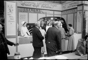 Bolton Hospital Stall, Happy Homes Exhibition