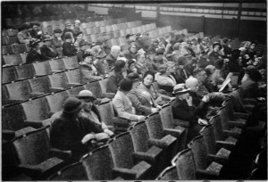 Madame Butterfly audience