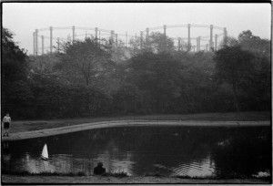 Boating Lake, Queen's Park