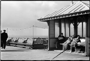 Sleeping on the Pier