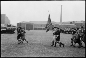 Scout Parade