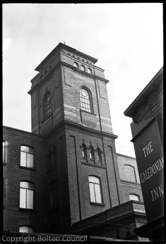 Mossfield Mill