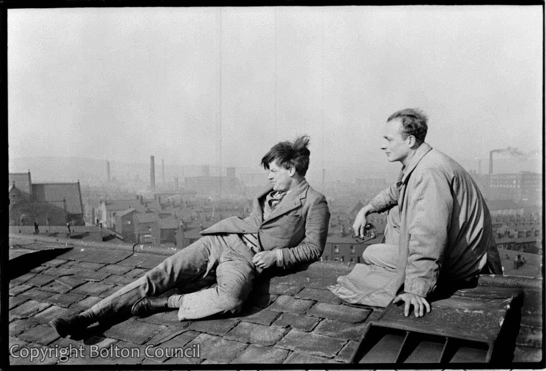 Graham Bell and Humphrey Spender