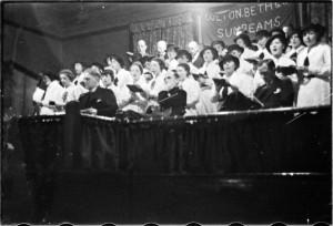 Bethel Sunbeams Choir