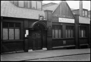 Hebron Hall