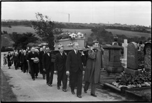 The secular funeral of John Shaw