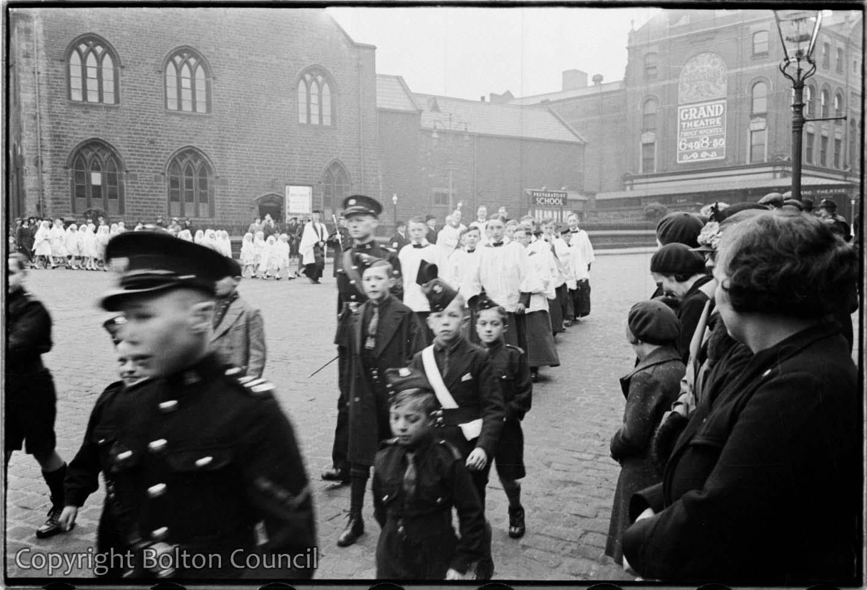 Church Procession