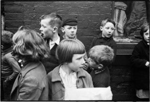 Children at the Election