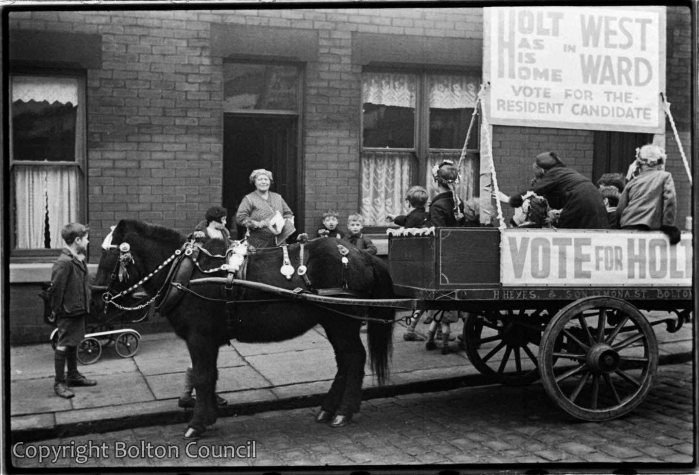 Election Cart