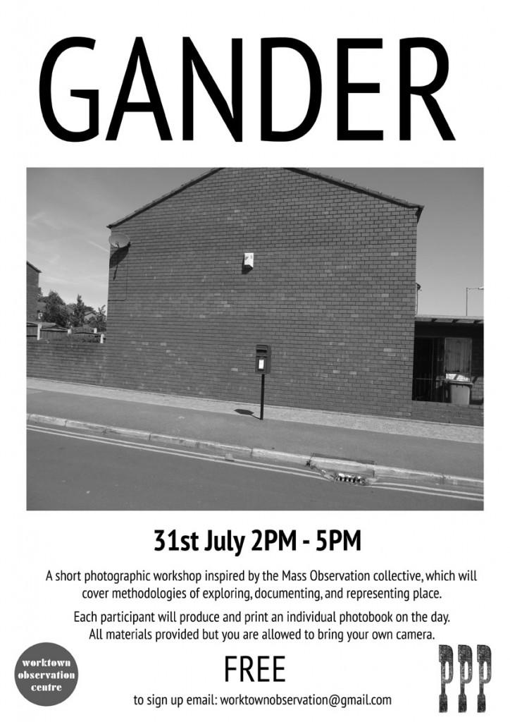 wGander Poster Full