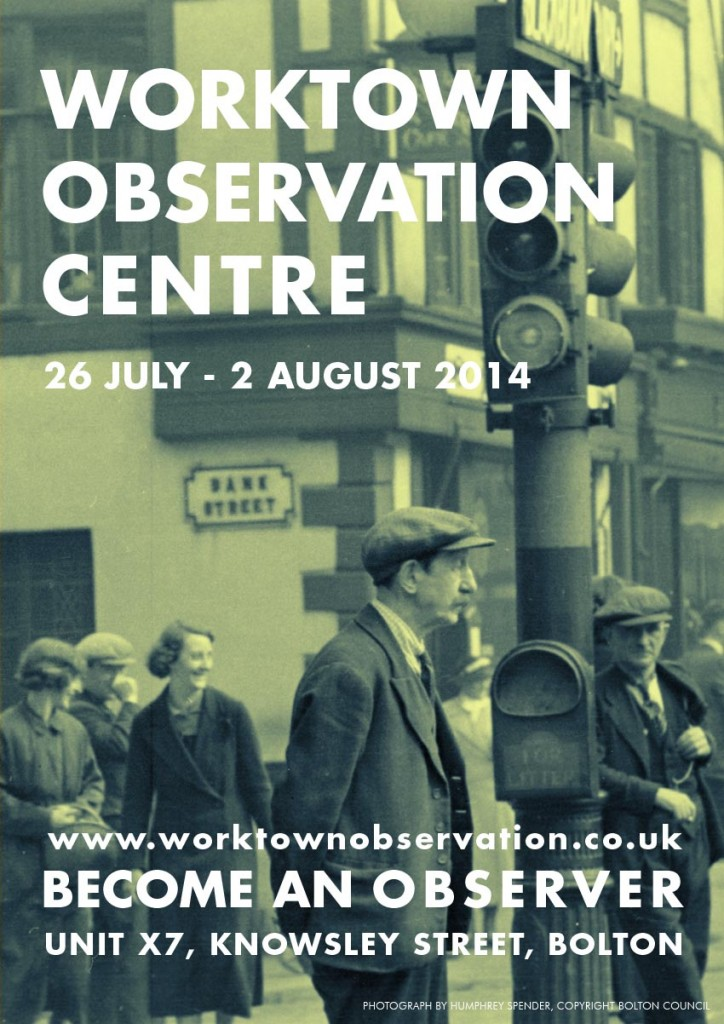 wWorktown Observation Poster 2